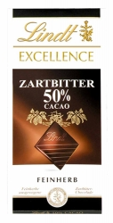 Lindt Excellence 50% Cacao 100g
