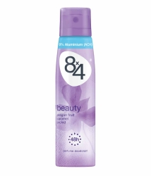 8x4 women Deo Spray Beauty 150ml