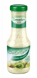Develey Salatdressing Kräuter 200ml