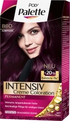 Poly Palette Intensiv-Creme-Coloration 880 Aubergine