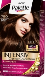 Poly Palette Intensiv-Creme-Coloration 750 Schokobraun