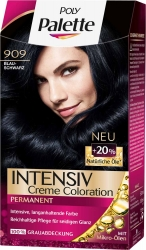 Poly Palette Intensiv-Creme-Coloration 909 Blauschwarz