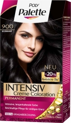 Poly Palette Intensiv-Creme-Coloration 900 Schwarz