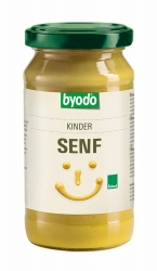 BYODO Kinder Senf 200ml