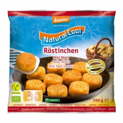 Natural Cool Röstinchen 390g
