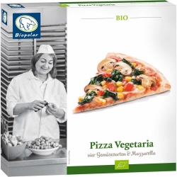 Biopolar Pizza Vegetaria 350g