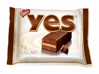 Nestle  Yes Torty Cacao 3x32g