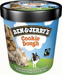 Ben&Jerry Cookie Dough 500ml